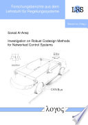 Investigation on Robust Codesign Methods for Networked Control Systems
