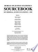 Sourcebook Of Criminal Justice Statistics