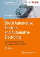 Bosch Automotive Electrics and Automotive Electronics