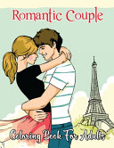 Romantic Couple Coloring Book for Adults