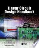 Linear Circuit Design Handbook Book