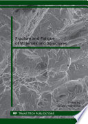 Fracture and Fatigue of Materials and Structures