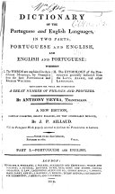 Portuguese & English