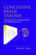 Concussive Brain Trauma ebook