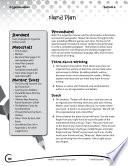 Writing Lesson Level 1 E2456 Book PDF