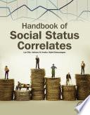 Handbook of Social Status Correlates Book