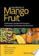 Handbook of Mango Fruit
