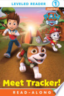 Meet Tracker   PAW Patrol