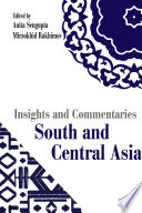 Insights and Commentaries  South and Central Asia