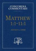 Matthew 1 1 11 1 Book