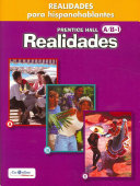 Prentice Hall Realidades Para Hispanohablantes Workbook Level A/B/1