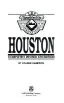 Houston Book