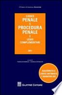 Codice penale e procedura penale e leggi complementari