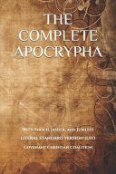 The Complete Apocrypha Book PDF