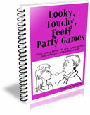 Looky Touchy Feely Party Games