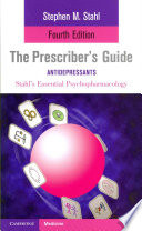 The Prescriber s Guide  Antidepressants