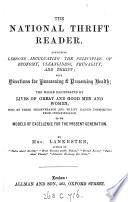 The national thrift reader