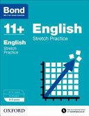 English Stretch Practice