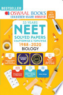Oswaal NEET Question Bank Chapterwise And Topicwise Biology Book (For 2021 Exam).epub