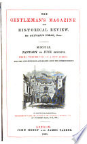 The Gentleman s Magazine and Historical Review Book