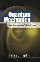 Quantum Mechanics Pdf/ePub eBook