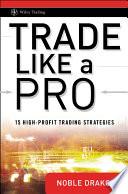 Trade Like a Pro Book PDF