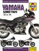 Yamaha XJ900F Fours Motorcycle Repair Manual