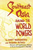 Southeast Asia Among the World Powers Pdf/ePub eBook