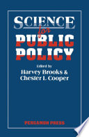 Science for Public Policy