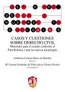 Casos y cuestiones sobre Derecho Civil