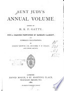 Aunt Judy's Annual Volume