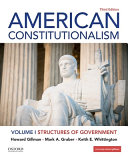 American Constitutionalism  Structures of government