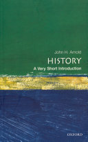 History  A Very Short Introduction