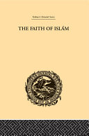 Pdf The Faith of Islam