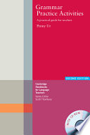 Grammar Practice Activities Paperback with CD-ROM