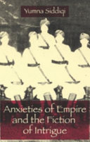 Anxieties of Empire and the Fiction of Intrigue ebook