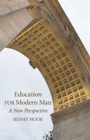 Education for Modern Man