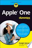 Apple One For Dummies