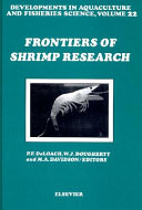 Frontiers of Shrimp Research Book