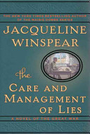 The Care and Management of Lies Book