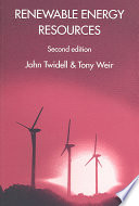 Renewable Energy Resources Book PDF