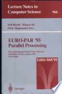 Euro Par 95 Parallel Processing Book PDF