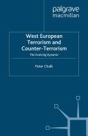 Pdf West European Terrorism and Counter-Terrorism
