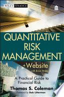 Quantitative Risk Management    Website
