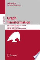 Graph Transformation Book