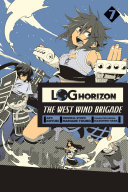 Log Horizon  The West Wind Brigade