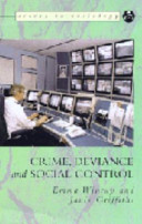 Crime Deviance And Social Control Book