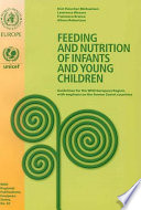 Feeding and Nutrition of Infants and Young Children
