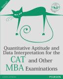 Trishna S Quantitative Aptitude And Data Interpretation For The Cat And Other Mba Examinations