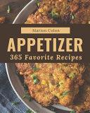365 Favorite Appetizer Recipes Pdf/ePub eBook